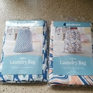 COPY - Laundry bags. Bundle of 2
